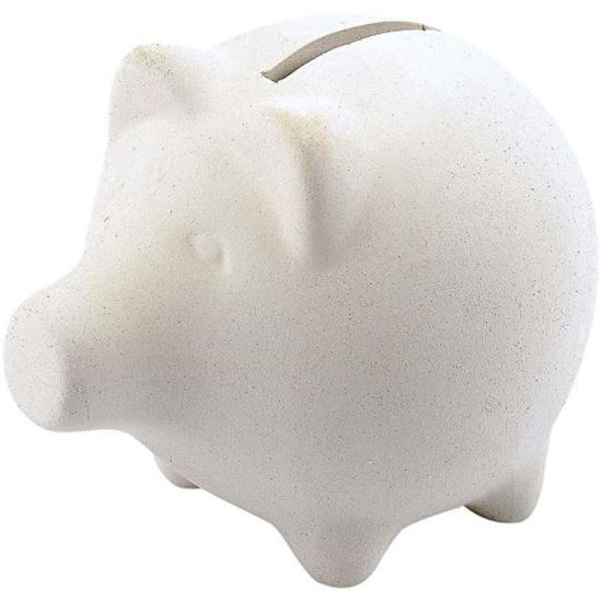 Picture of Terracotta Piggy Bank Small