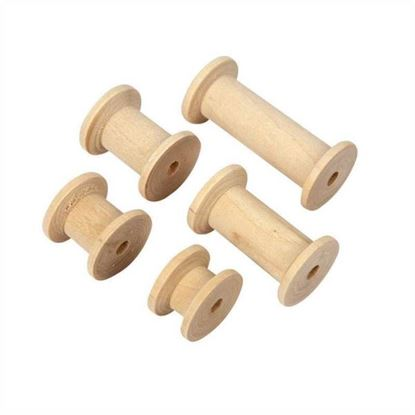 Picture of Wooden Spool Assortment