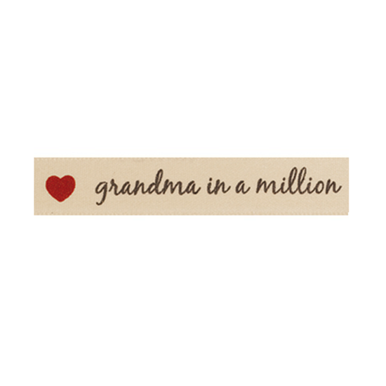 Picture of Grandma in a Million Ribbon 15mm