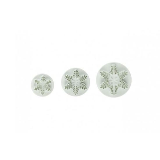 Picture of Snowflake Plunger Cutter Set