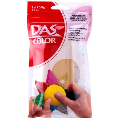 Picture of DAS Modelling Clay Gold
