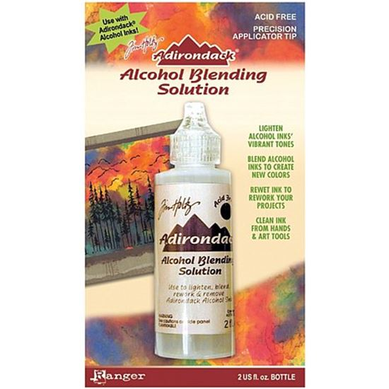 Picture of Adirondack Alcohol Ink Blending Solution