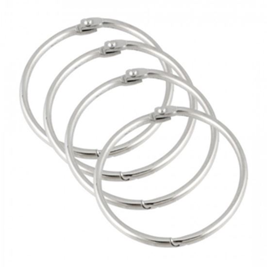 """Picture of Book Binding Rings 1"""""""