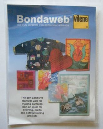 Picture of Iron on Bondaweb (Vilene)