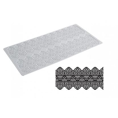 Picture of Silikomart Wonder Cakes Lace Mat - Dentelle