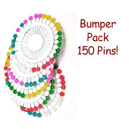 Picture of Decorative Flower Pins 150