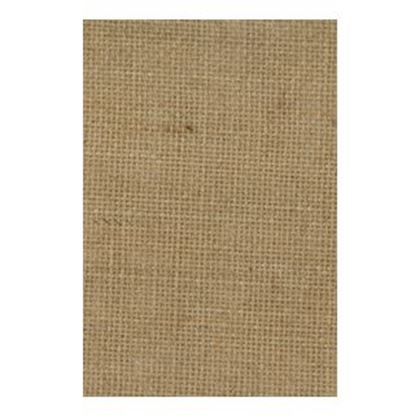 "Picture of Burlap Fabric Sheets 4.25"" x 6.5"""