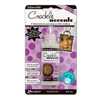 Picture of Ranger Crackle Accents 2 fl oz
