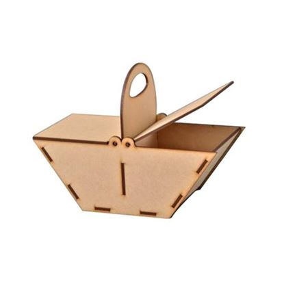 Picture of MDF Candy Basket Kit Medium