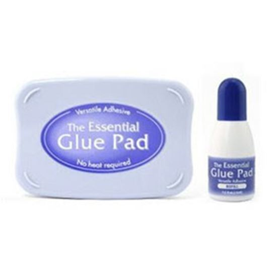 Picture of Glue Pad and ReInker Set