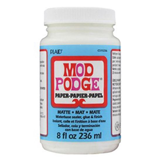 Picture of Modge Mod Paper Matte 8oz