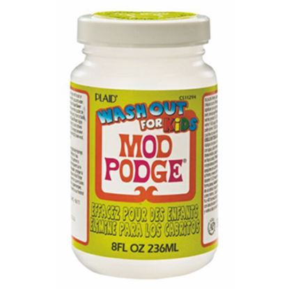 Picture of Mod Podge Kids Wash Out Glue 8oz