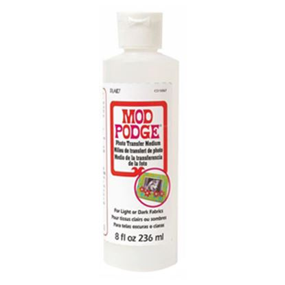 Picture of Mod Podge Photo Transfer Medium 8oz