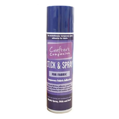 Picture of Stick N Spray For Fabric