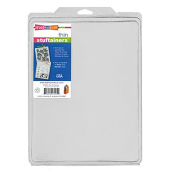 Picture of Stampendous Stuftainer Storage (Thin)