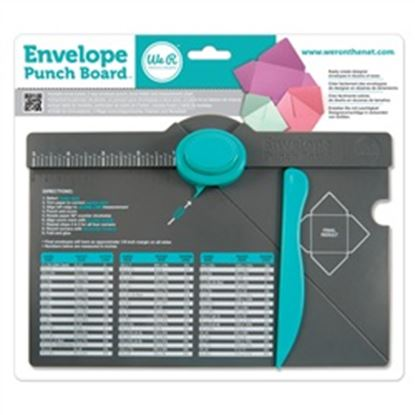 Picture of We R Memory Keepers Envelope Punch Board