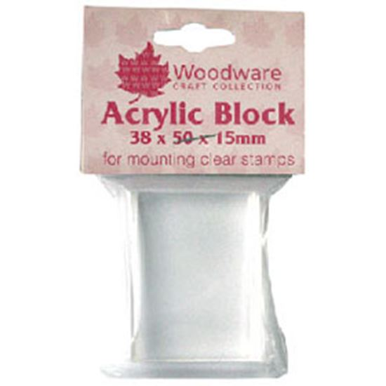 Picture of Acrylic Stamping Blocks
