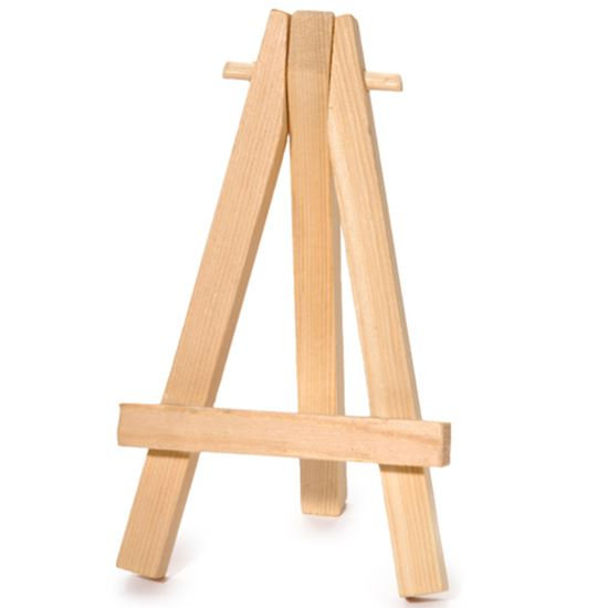 Picture of Wooden Easel Mini