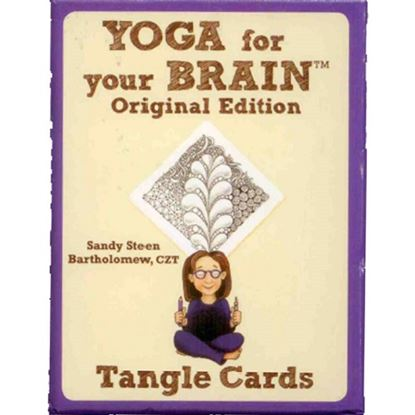 Picture of Yoga for the Brain Tangle Cards - Original Edition