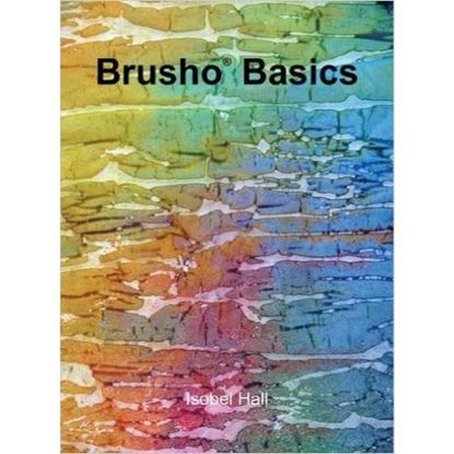 Picture of Brusho Basics Book by Isobel Hall