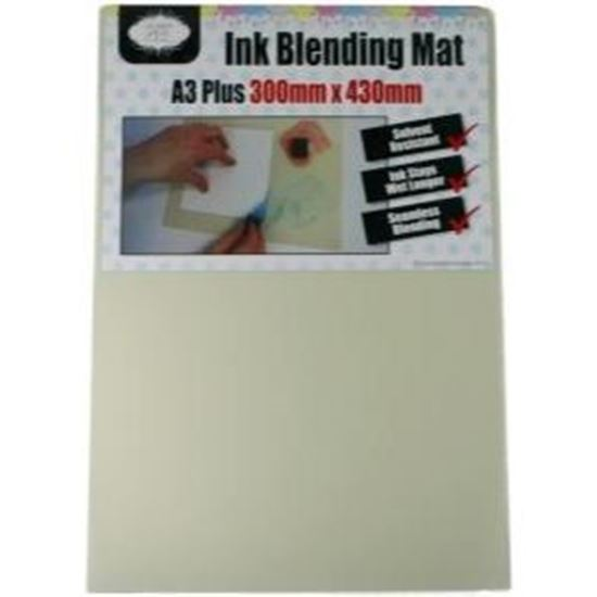 Picture of Stamps Away Ink Blending Mat A3