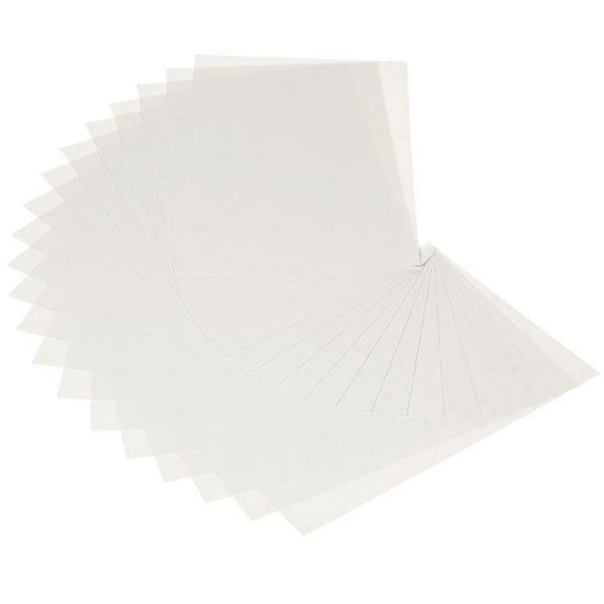 Picture of Clarity White Coated Card A4