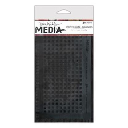 Picture of Media Paint Comb Squares