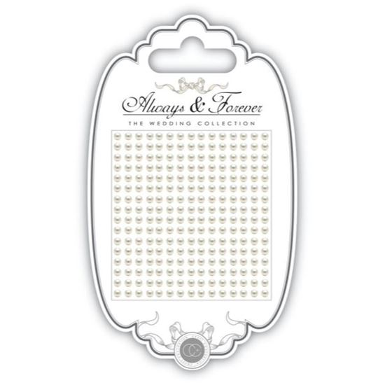 Picture of Craft Consortium Always and Forever The Wedding Collection Pearls 3mm