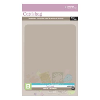 Picture of Cuttlebug Cutting Pads (B) Set of 2