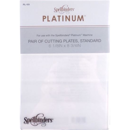 Picture of Spellbinders Platinum Standard Cutting Plates