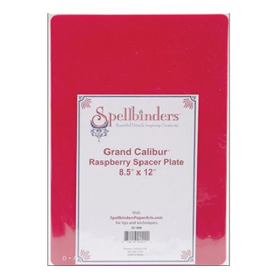 Picture of Grand Calibur Raspberry Spacer Plate