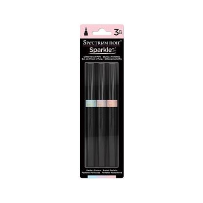 Picture of Spectrum Noir Sparkle Pens Perfect Pastels