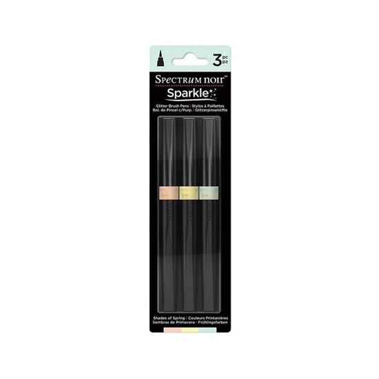 Picture of Spectrum Noir Sparkle Pens Shades of Spring