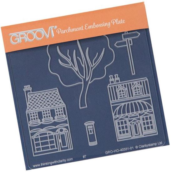 Picture of Wee Shops & Tree Groovi Baby Plate