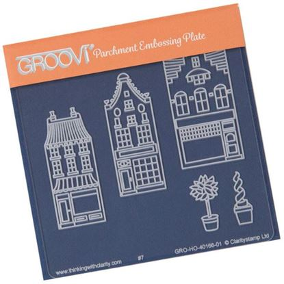 Picture of Wee Shops & Shrubs Groovi Baby Plate