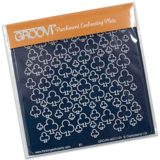 Picture of Clubs Groovi Baby Plate