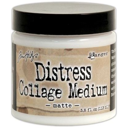 Picture of Tim Holtz Distress Collage Medium Matte