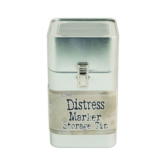 Picture of Distress Marker Storage Tin