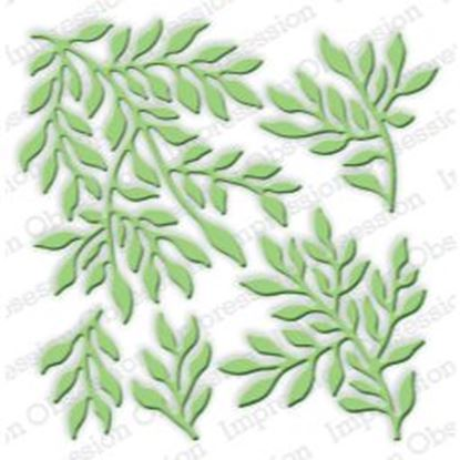 Picture of Impression Obsession Die Foliage
