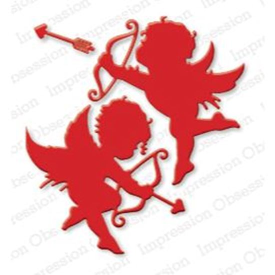 Picture of Impression Obsession Die Cupid Set