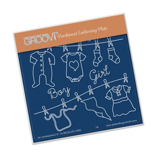 Picture of Groovi Baby Plate A6 Baby Clothes