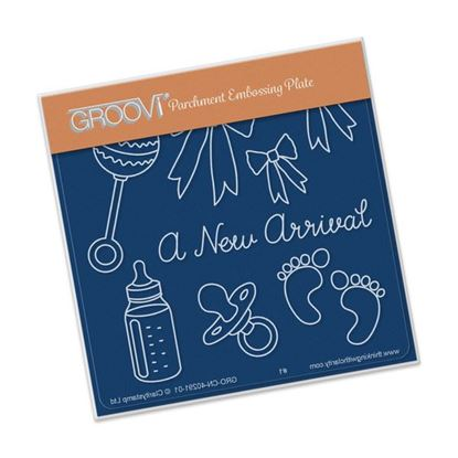 Picture of Groovi Baby Plate A6 A New Arrival