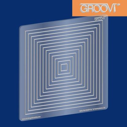 Picture of Groovi Plate A5 Square Square Nested