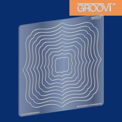 Picture of Groovi Plate Classic Frame Nested A5 Square