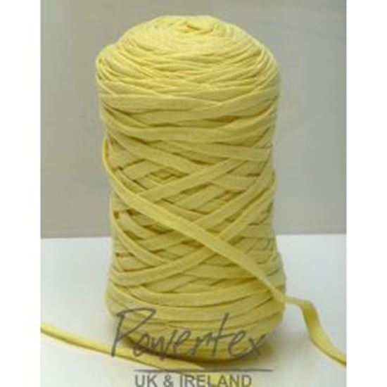 Picture of Textile Yarn - Recycled Flat Yellow