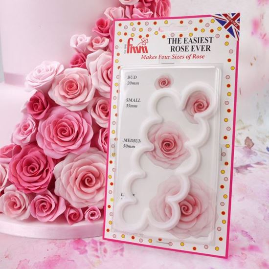 Picture of FMM Easiest Rose Ever Cutter