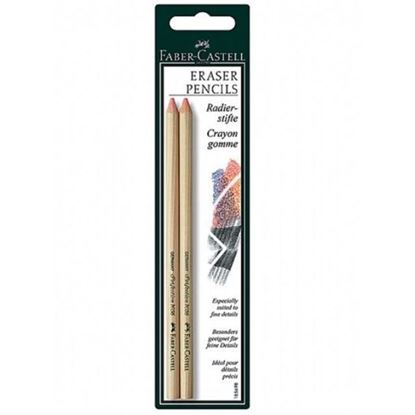 Picture of Faber Castell Eraser Pencils