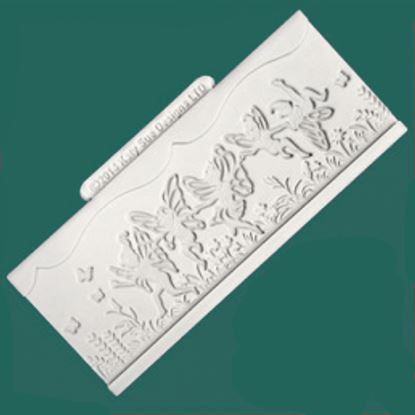 Picture of Katy Sue Design Border Mould - Fairy Border