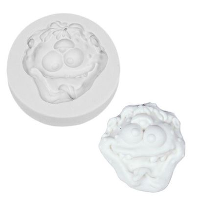 Picture of Katy Sue Design Cupcake Mould - Messy Monster Boy
