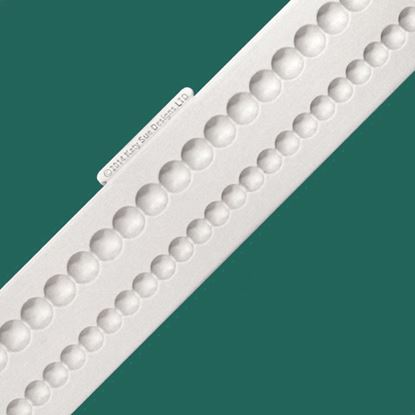 Picture of Katy Sue Designs Border Mould - Shallow Pearl